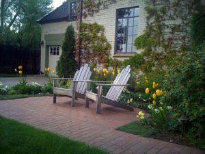 hardscape patio design by the green fuse denver landscape company